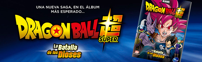 Album Dragon Ball Super NewGame